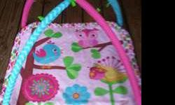 Baby Girl's Play Mat