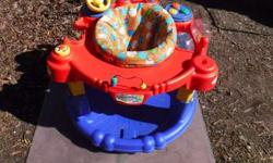 Baby Play Activity Center Rocker