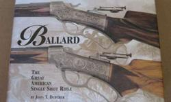 Book: Ballard The Great American Single Shot Rifle
