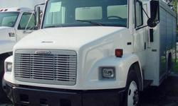 Battery Truck or Beverage Style, 2003 Freightliner FL60,