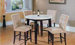 "Bay Harbor"" Table & 4 Stools $599.99 (Valley Forge, Pa)"