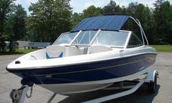 Bayliner 175 Bowrider 18ft