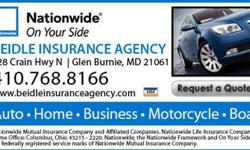 Beidle Insurance Agency Inc - Nationwide