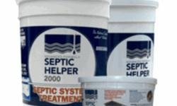 Best Septic Tank Cleaner - 6 yr Supply -Don't Pump / Dig