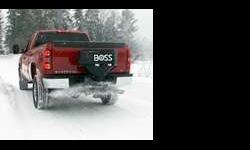 Boss - BOSS TGS 1100 - Tailgate Salt Spreader w/ Slide-In