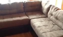 Brand new 4 pc. Sectional couch