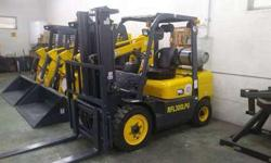 Brand New Forklifts!!! 2018 RHINO RFL300 LPG or DT