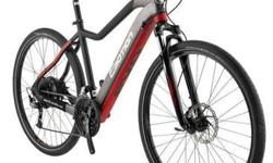 Brand New in Box 2017 Evo Cross+ Electric Bike