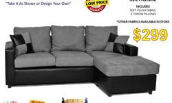 Brand new Sectional Sofa Couch
