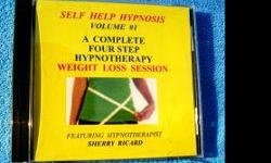 Brand New Weight Loss Hypnosis CD By Certified New England