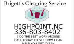 Brigett's Cleaning Service