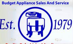 Budget Appliance--Since 1979