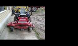 Bush Hog M2561 Mower/Zero Turn