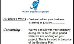 Business Plans for Start-up Business's