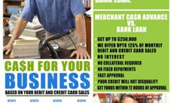 CA$H for Your Business
