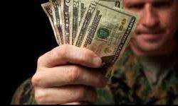 CA$H LOANS For Military Personnel