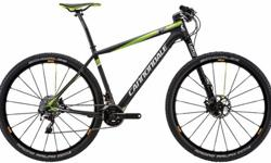 ***Cannondale Lefty Carbon Si 1 2015 Mountain Bike
