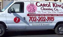 Carol Kings Cleaning LLC - Maid Service - Carpet Cleaning -