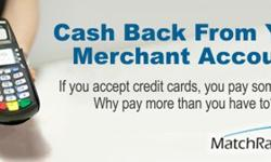 Cash Back Merchant Account Program