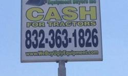 Cash for Tractors