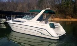 Chaparral 29ft Cabin Cruiser -