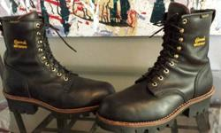 Chippewa Mens Boots 10.5