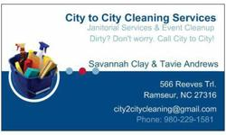 CIty to City Cleaning Service