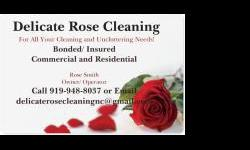 Cleaning Service (Comm/Resid)