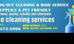 Cleaning Service | Las Vegas Reliable Cleaning Services