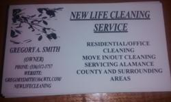 Cleaning services In Burlington NC
