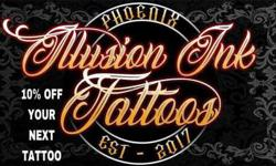 Clients wanted for new Tattoo ART