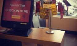 Come stop by for your FREE, CONFIDENTIAL HIV test