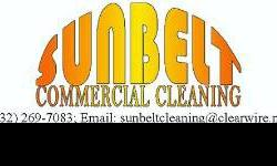Commercial Cleaning Odessa TX
