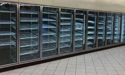 Commercial Cooler & Freezer Unit