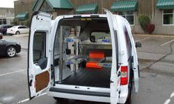 Commercial Van Shelving, Equipment and Interiors | Van