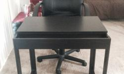 Computer Table With Swivel chair