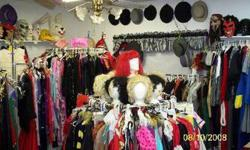 Costume Inventory For Sale
