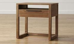 Crate & Barrel Night stand
