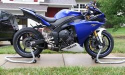 cvfgh 2010 Yamaha R1 Head Turner