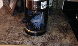 Delonghi Espresso Coffee Maker for sale