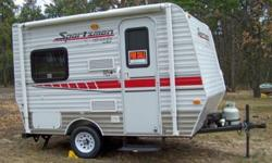 df®®2012 KZ Sportsman 13' Travel Trailer®®ddfd