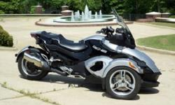 dfgfg 2008 Can AM Spyder Premier Edition fgfg