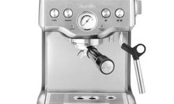 Espresso machine - Breville Infuser (BES840XL) - refurbished