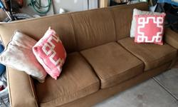EUC Modern Couch Sofa by Rowe Furniture