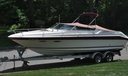 """""""Excellent 1989 Sea Ray 260CC"""""""