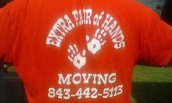 extra Pair of Hands moving services