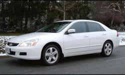 Fairly USED 2007 Honda Accord Sdn Auto. [phone removed]