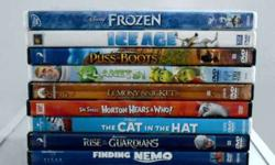 Family Animated Movie Collection