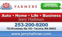 Farmers Insurance Jerry Hallman