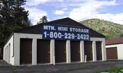 Febrary 18: Storage Unit Lien Sale (Auction) at Mountain